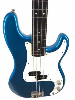 Fender Precision Bass, Lake Placid Blue, 1993,Hard To Find Colour