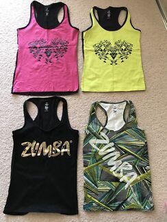 Zumba tanks