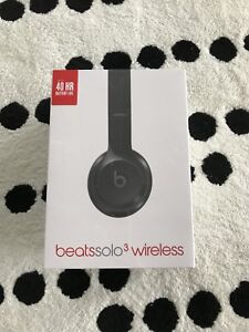 BRAND NEW beats solo 3 for sale!