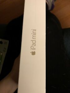 Brand new iPad mini 4 sealed in box ! 128 Gold