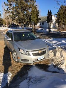 Chevy Cruz LT For Sale in Fort Frances, Ontario