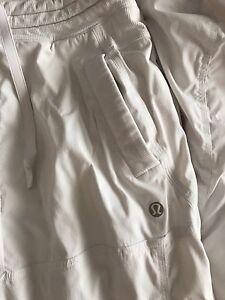 Lululemon lined studio pants