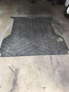 Rubber mat fits Ford