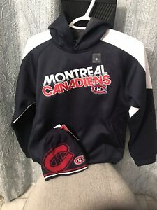 Montreal Canadian Hoodie and Togue