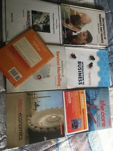 Humber Business Textbooks
