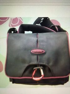 Camera bag with tags Melbourne Airport Hume Area Preview
