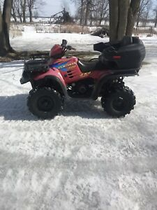 1999 sportsman 500 for trade