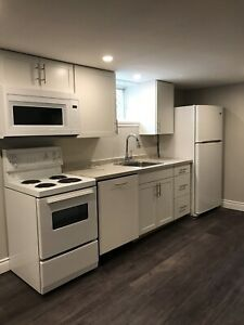 Newly Renovated One-Bedroom Apartment  - ALL INCL