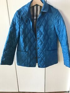 Youth size 8 Youth Burberry spring /fall brand name jacket