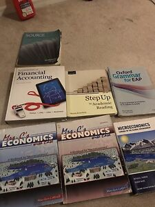Economic textbooks for sale