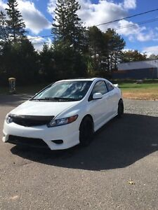 Honda civic si 2008