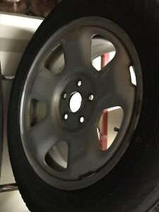 Acura or Honda SUV rim/tire package