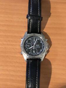 Seiko Sports 150 Chrono Alarm Watch