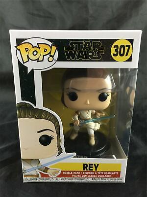 Funko Pop Star Wars Rey #307 The Rise of Skywalker