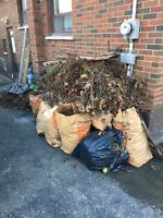 Junk/garbage removal