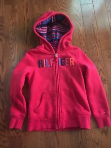 Tommy Hilfiger size 6-7 new sweater