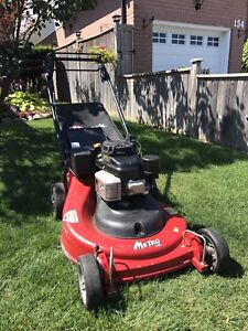 eXmark 26 commercial lawnmower
