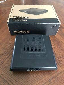 Modem cable internet DCM475 Thomson
