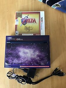 Nintendo 3DS XL Galaxy