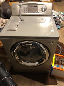 Broken LG washer for parts