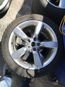 OEM 350z alloy wheels