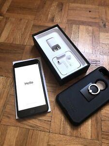 iPhone 7 Plus 256gb Jet Black Perfect