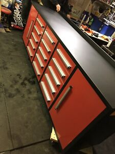 10 foot work bench