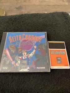 2 TurboGrafx 16 games $20