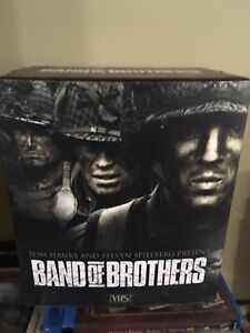 Band of brothers vhs