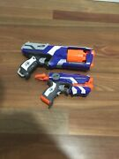 Nerf gun small collection Kedron Brisbane North East Preview