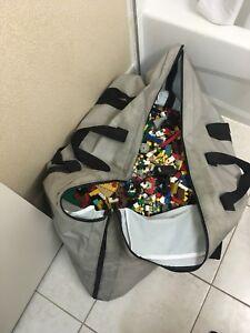 Huge bag over 60 lbs lego and megablok pieces - make an offer