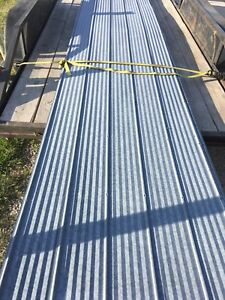 Galvanized Roofing / Siding Metal