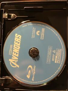 Avengers and Avengers: Age of Ultron blu rays