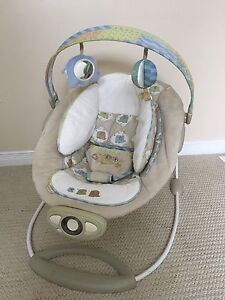 Bright Stars Automatic Bouncer Chair