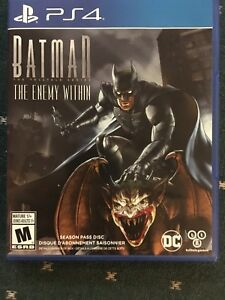Batman enemy within ps4