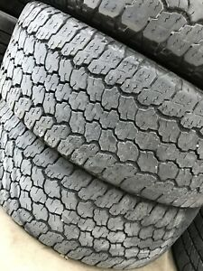 LT275/65R18 all terrain tires