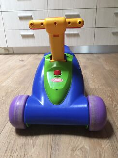 Baby lean to walk push bike and ride on  in very good condition free