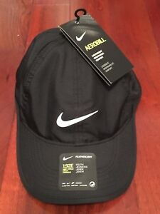 2 NIKE Lightweight Aerobill hats (never worn - tags still on)