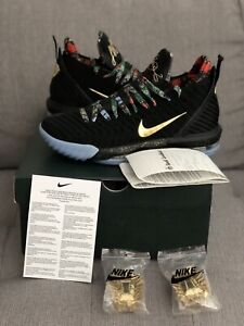 73b0c0357c6 NIKE LEBRON 16 WATCH THE THRONE! SUPER LIMITED! SIZE 8