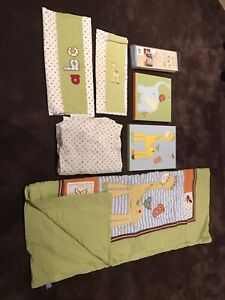 Nursery set (bedding & decor) Wembley Downs Stirling Area Preview