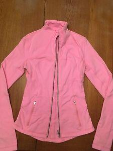 Lululemon Pink Define Jacket $40