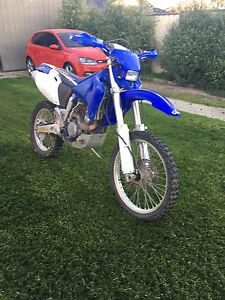 WR250F 2002 model Bacchus Marsh Moorabool Area Preview