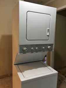 Whirlpool washer & dryer combo