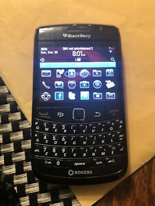 Blackberry Bold 9780 unlocked and in excellent shape