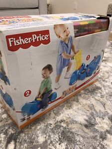 Fisher Price - Gobble and Go hippo toy