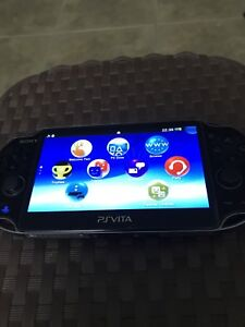 Ps vita 8 gb in very good condition  Asking $120OBO