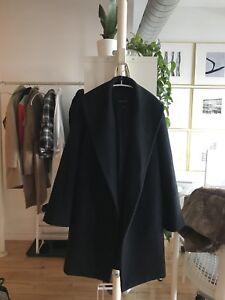 Aritzia Babaton Black Sian Coat