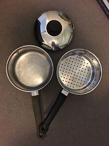 Kitchen - utensils, pots, pans, baking tray, cake tins, crockery Biggera Waters Gold Coast City Preview