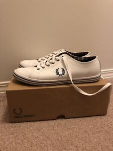 Fred Perry Sneakers Size 8 Mens