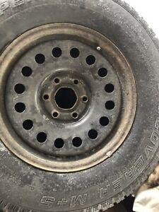 17 inch chev pickup wheels